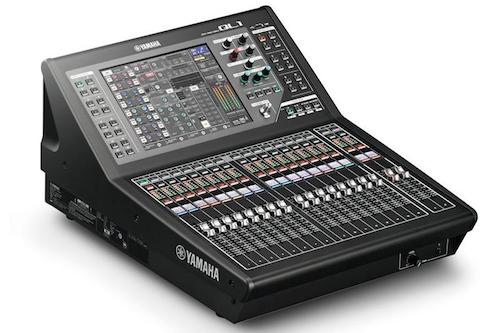 YAMAHA QL1 40 CHANNEL MIXING CONSOLE