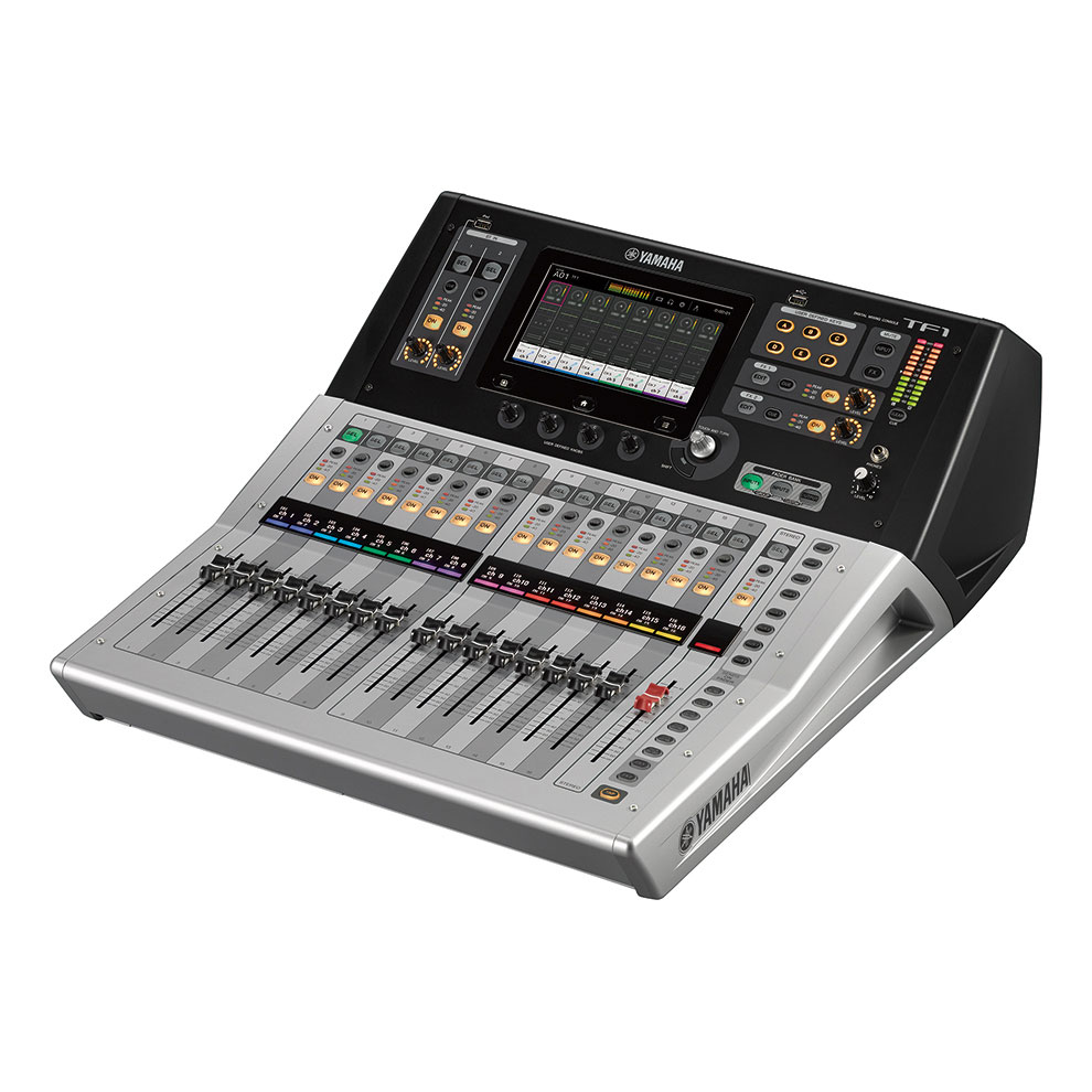 YAMAHA TF1 16 IN 16 OUT DIGITAL MIXER
