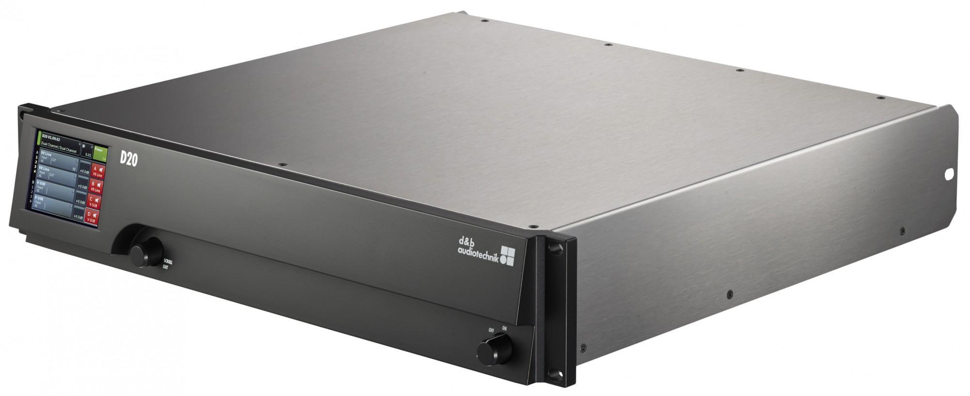 d&b audiotechnik D20 AMPLIFIER NL4