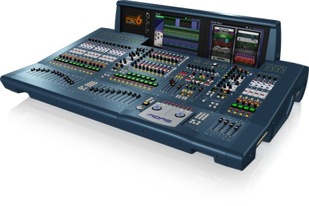 MIDAS  PRO 9 MIXING PACKAGE - 64in/16out/24 AES IO