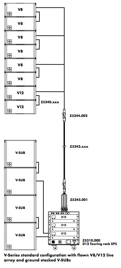 d u0026b v series - loudspeaker systems