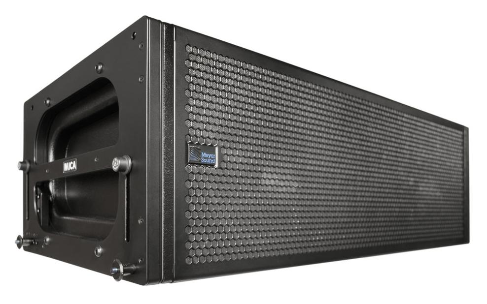 MEYER MICA SELF-POWERED LINE ARRAY PACKAGE **Ex-Rental, Used**