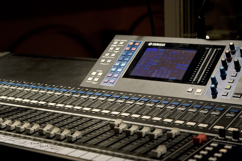 Yamaha Ls  Digital Audio Console Price When New